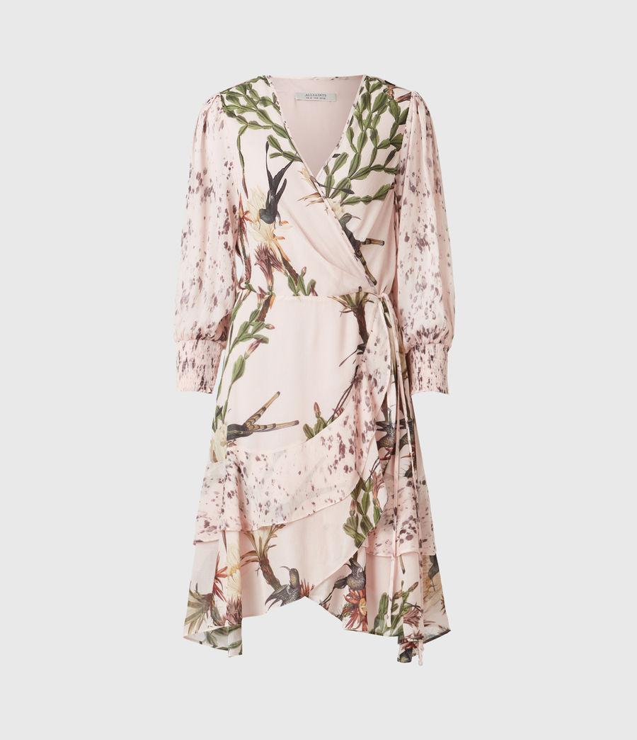 Womens Ari Nolina Dress (clay_pink) - Image 2