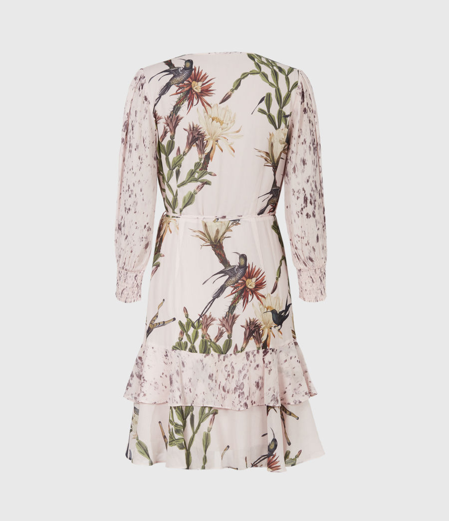 Womens Ari Nolina Dress (clay_pink) - Image 3