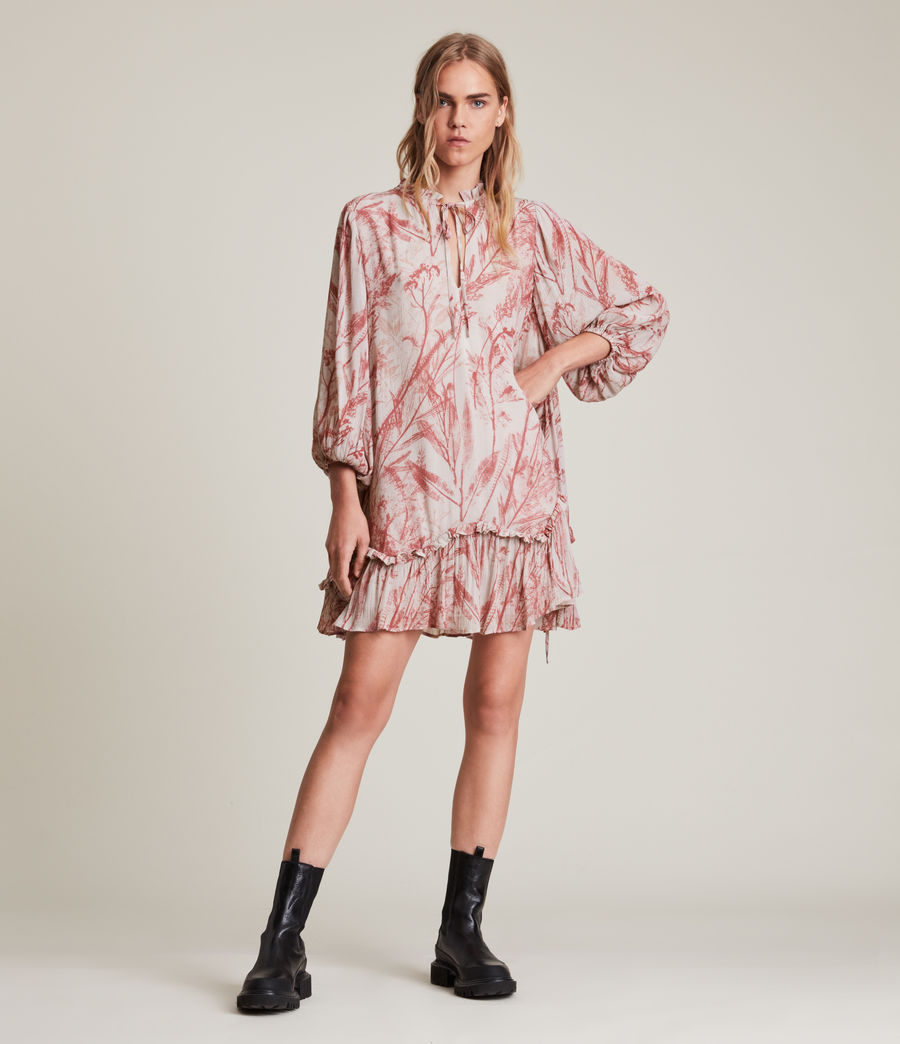 Femmes Arieta Grasmere Dress (soft_cherry_pink) - Image 4