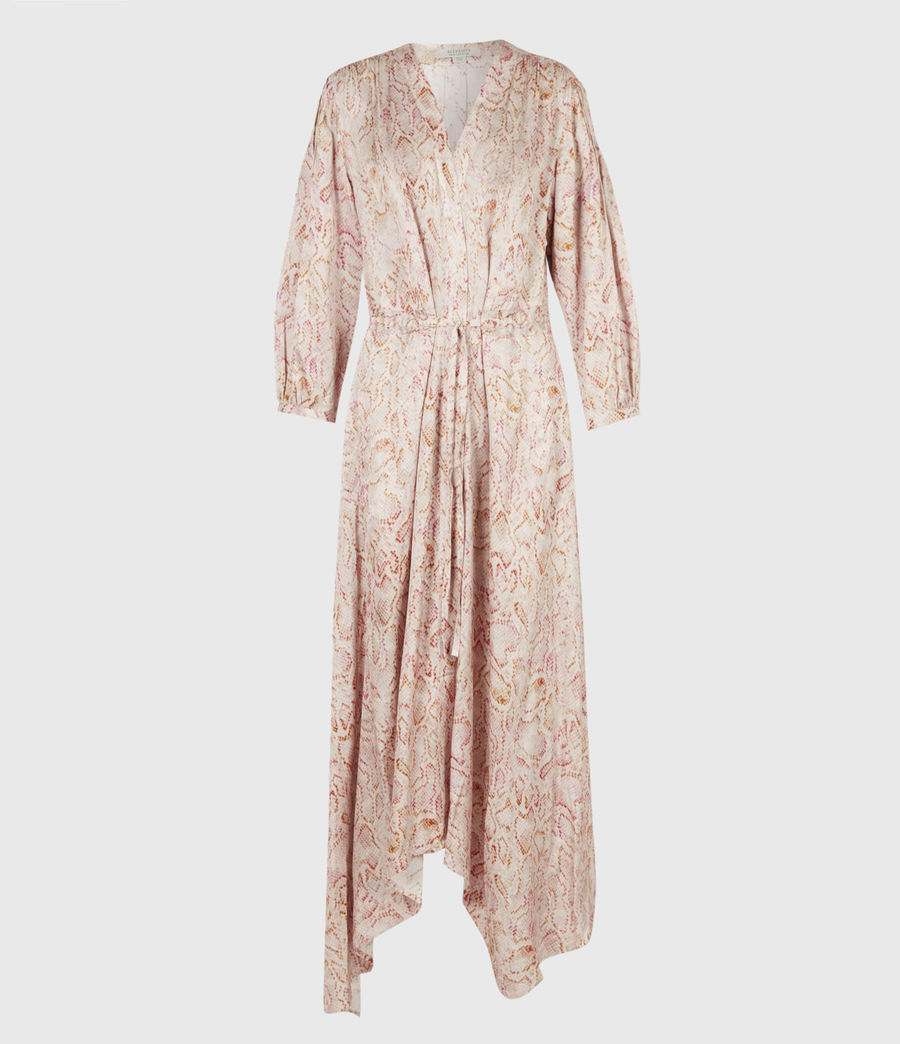 Women's Yuni Vernus Dress (desert_pink) - Image 2