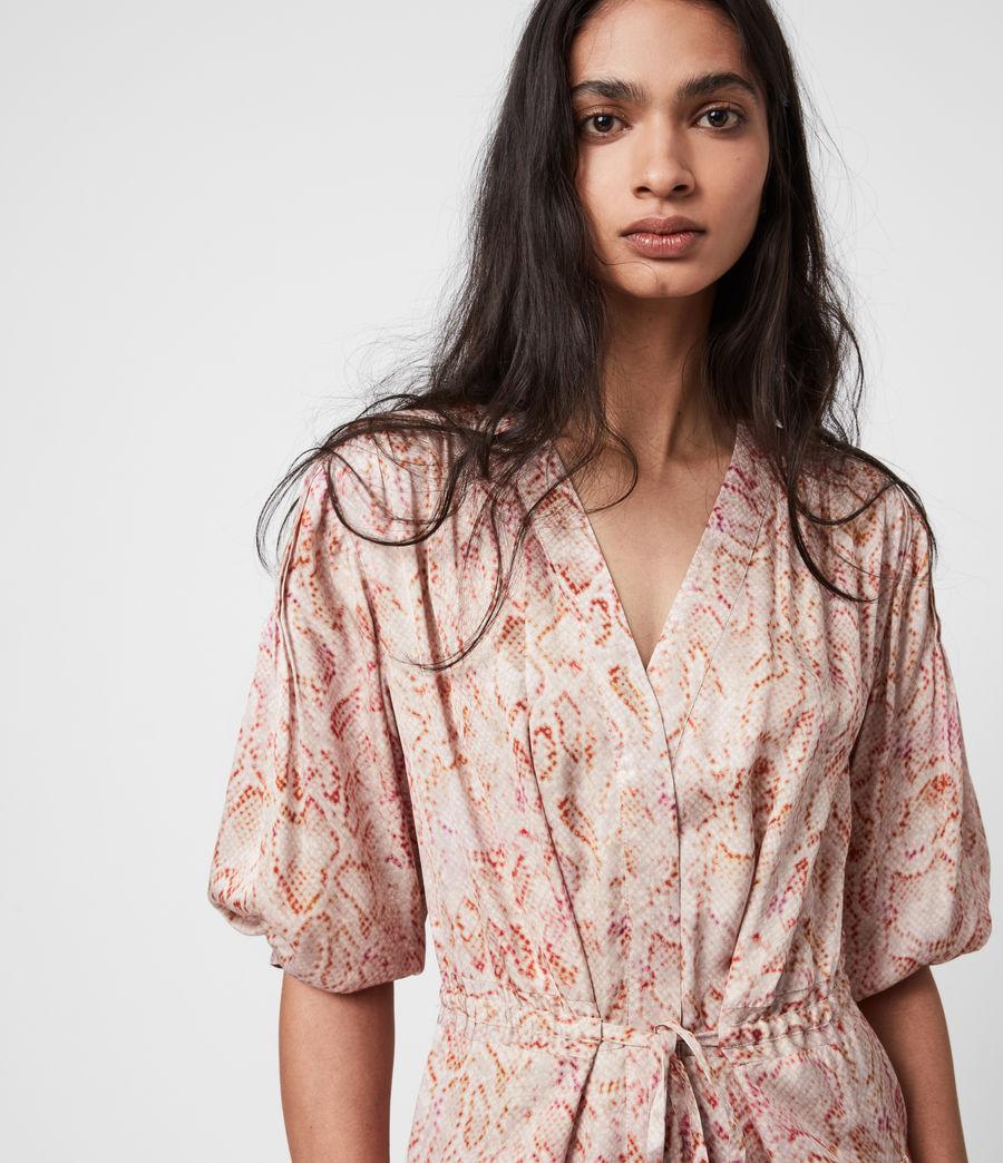 Women's Yuni Vernus Dress (desert_pink) - Image 4