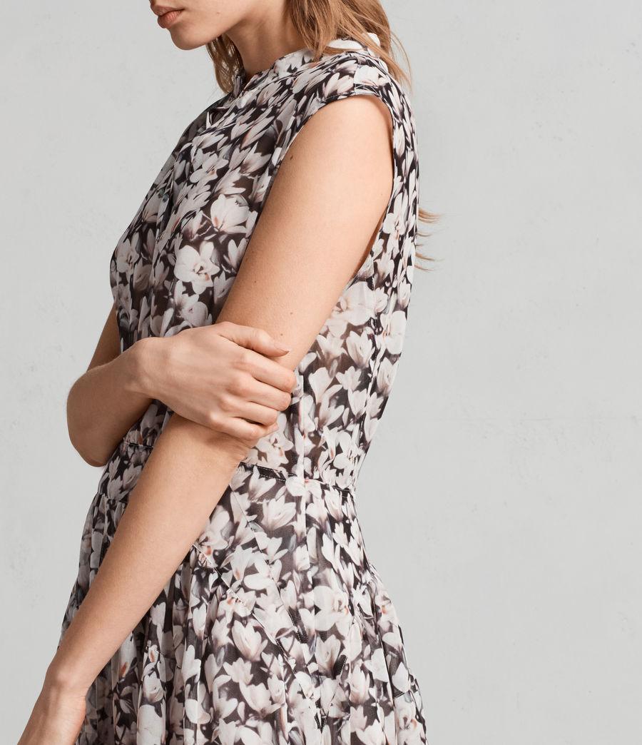 Mujer Vestido Victoria Magnolita (dusty_pink) - Image 4