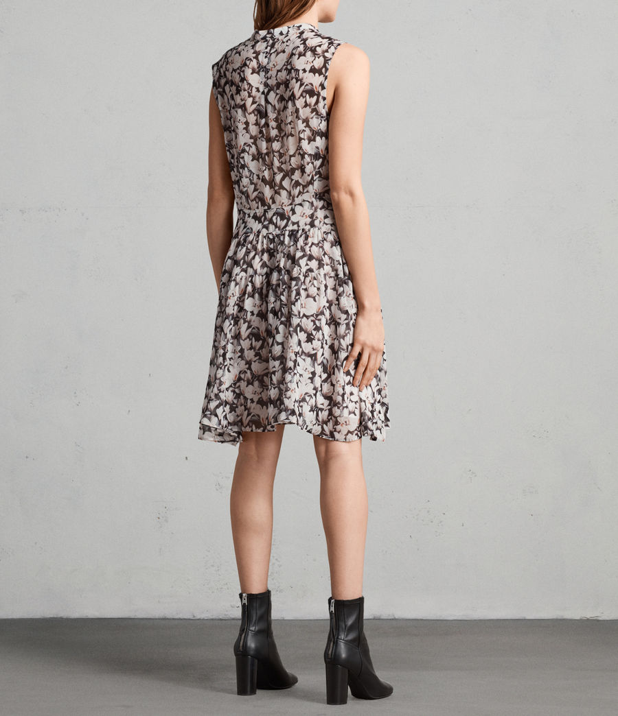 Womens Victoria Magnolita Dress (dusty_pink) - Image 6