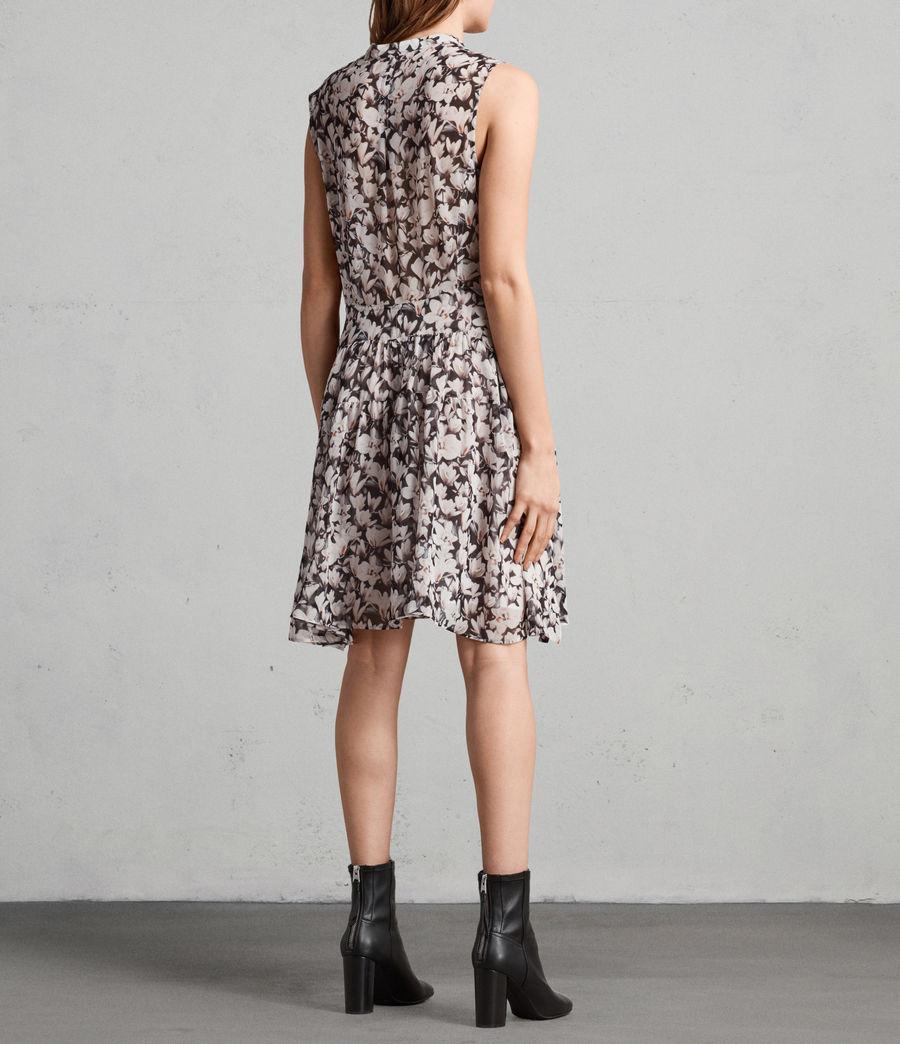 Mujer Vestido Victoria Magnolita (dusty_pink) - Image 6