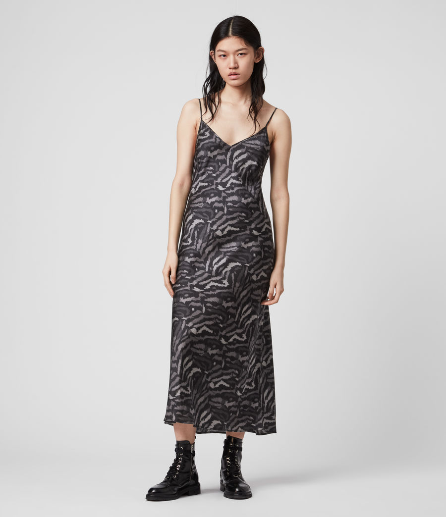 Womens Hera Remix 2-in-1 Dress (black_charcoal_gry) - Image 3