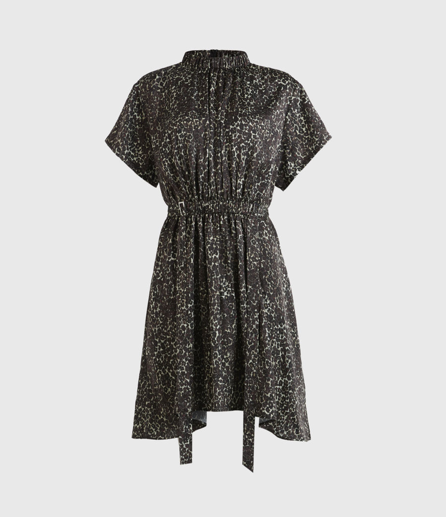 Women's Erin Lee Dress (umber_brown) - Image 2