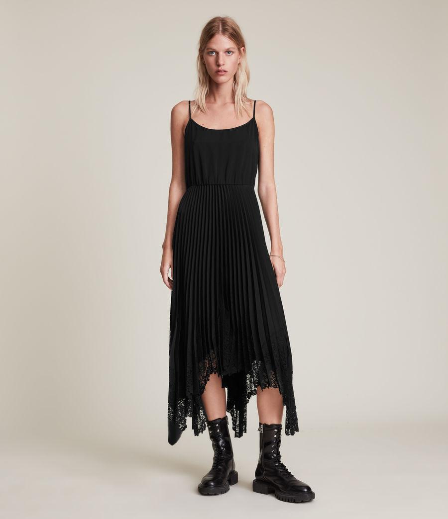 Womens Aspyn 2-In-1 Dress (black) - Image 5