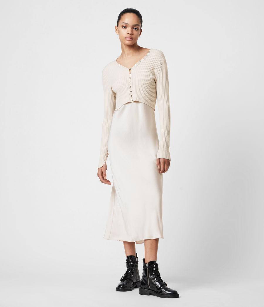 Womens Ondra 2-In-1 Dress (soft_pink) - Image 1