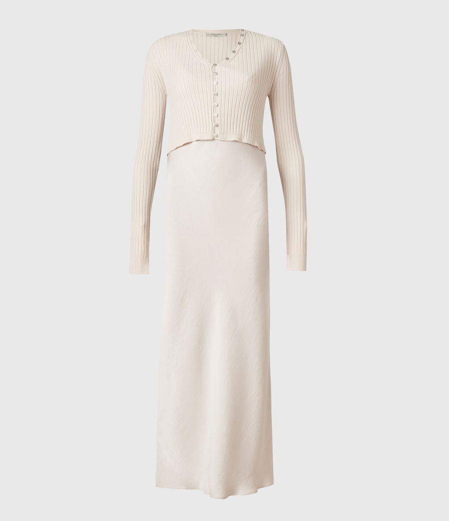 Womens Ondra 2-In-1 Dress (soft_pink) - Image 2