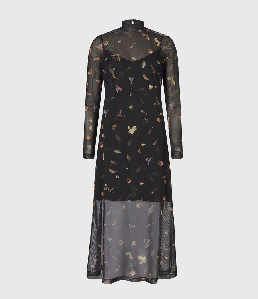 Femmes Robe Hanna Mutare (black) - Image 2