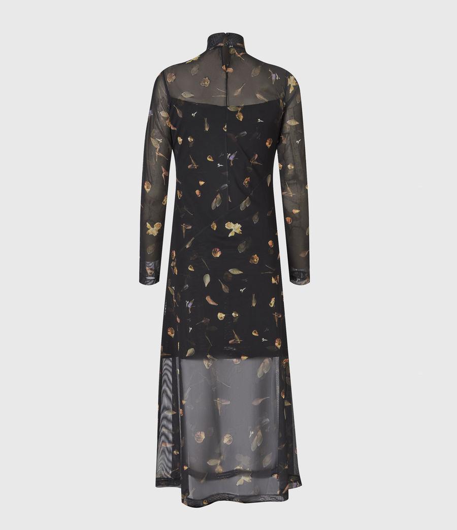 Femmes Robe Hanna Mutare (black) - Image 3