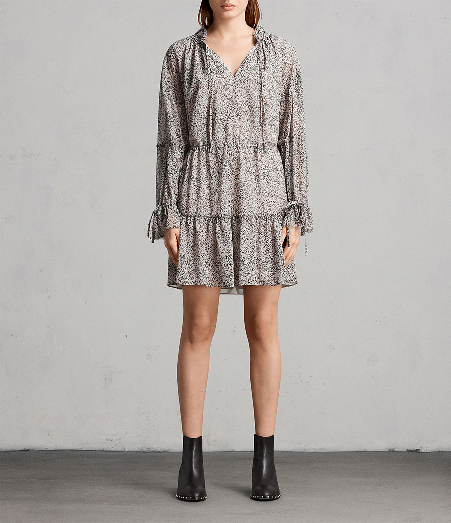 Womens Adara Leodot Dress (pale_pink) - Image 1