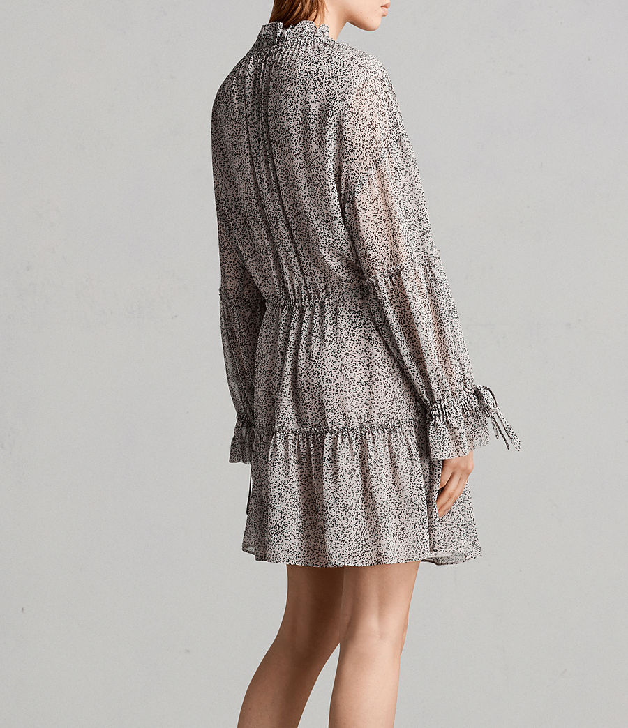 Mujer Vestido Adara Leodot (pale_pink) - Image 5
