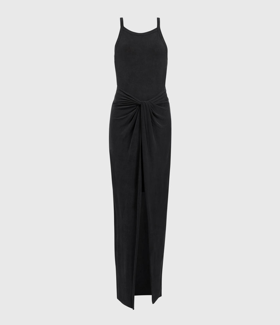 Womens Sami Dress (black) - Image 1
