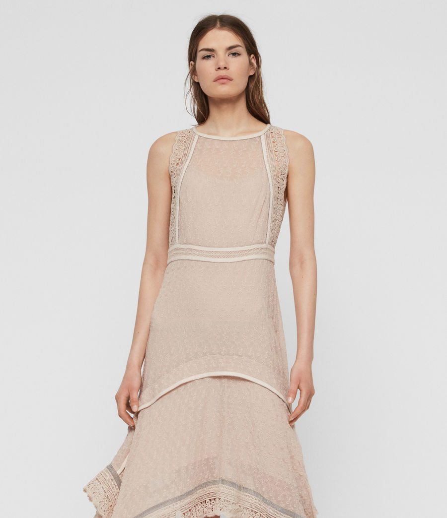 Womens Alicia Lili Dress (pale_pink) - Image 4