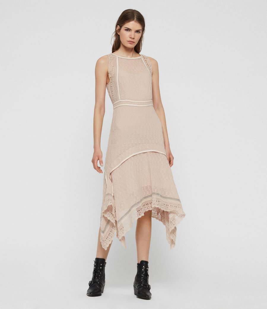 Women's Alicia Lili Dress (pale_pink) - Image 6