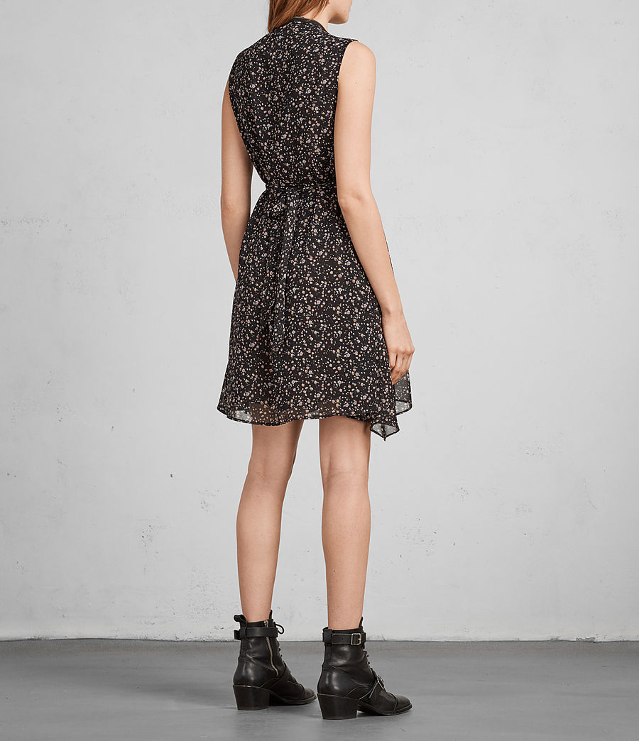 Women's Jayda Pepper Dress (black) - Image 7