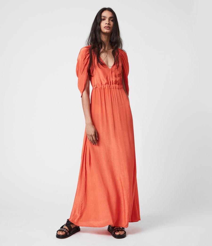 Womens Elle Dress (sienna) - Image 1
