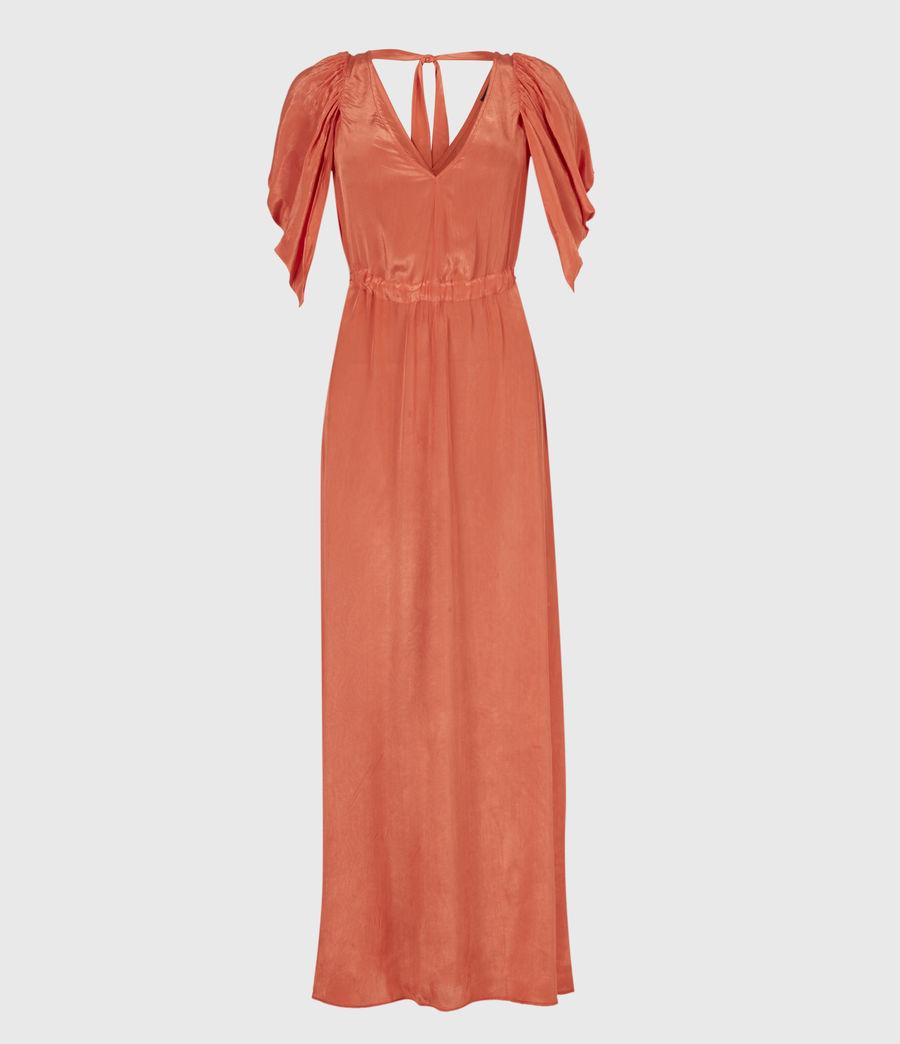 Womens Elle Dress (sienna) - Image 2