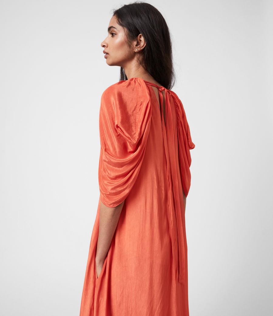 Womens Elle Dress (sienna) - Image 4