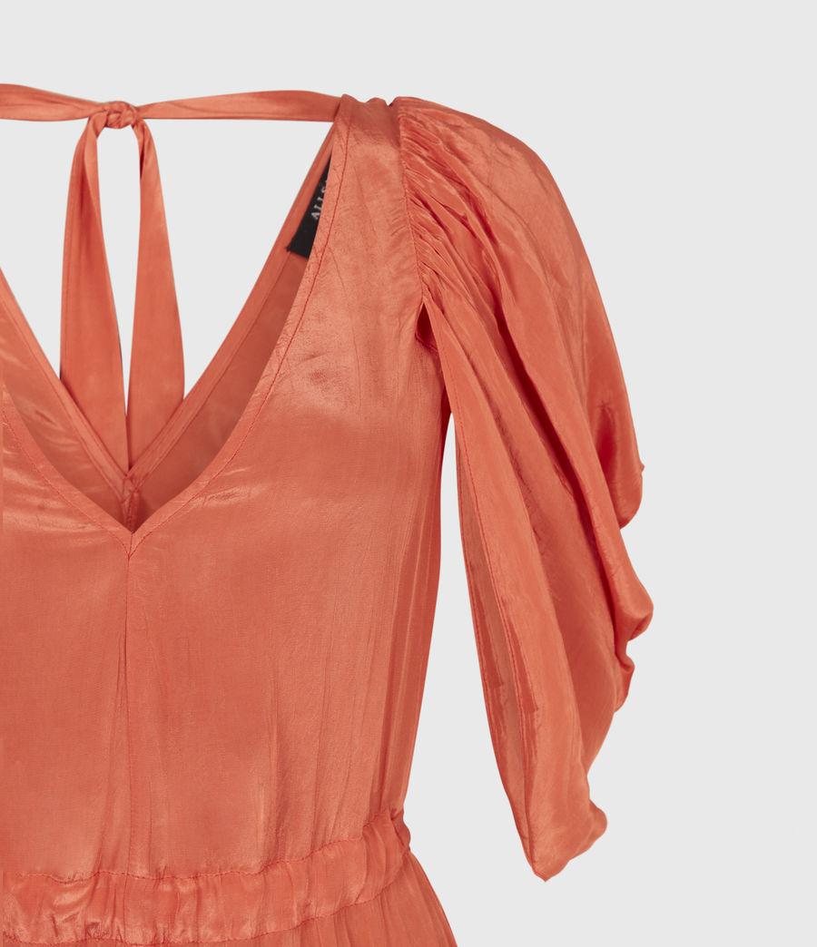 Womens Elle Dress (sienna) - Image 5
