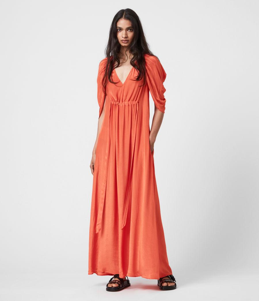 Womens Elle Dress (sienna) - Image 6