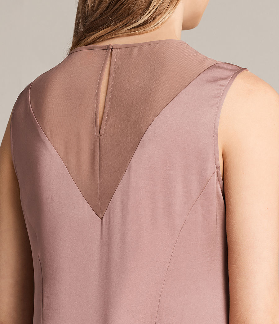 Womens Nuri Dress (mauve_pink) - Image 2