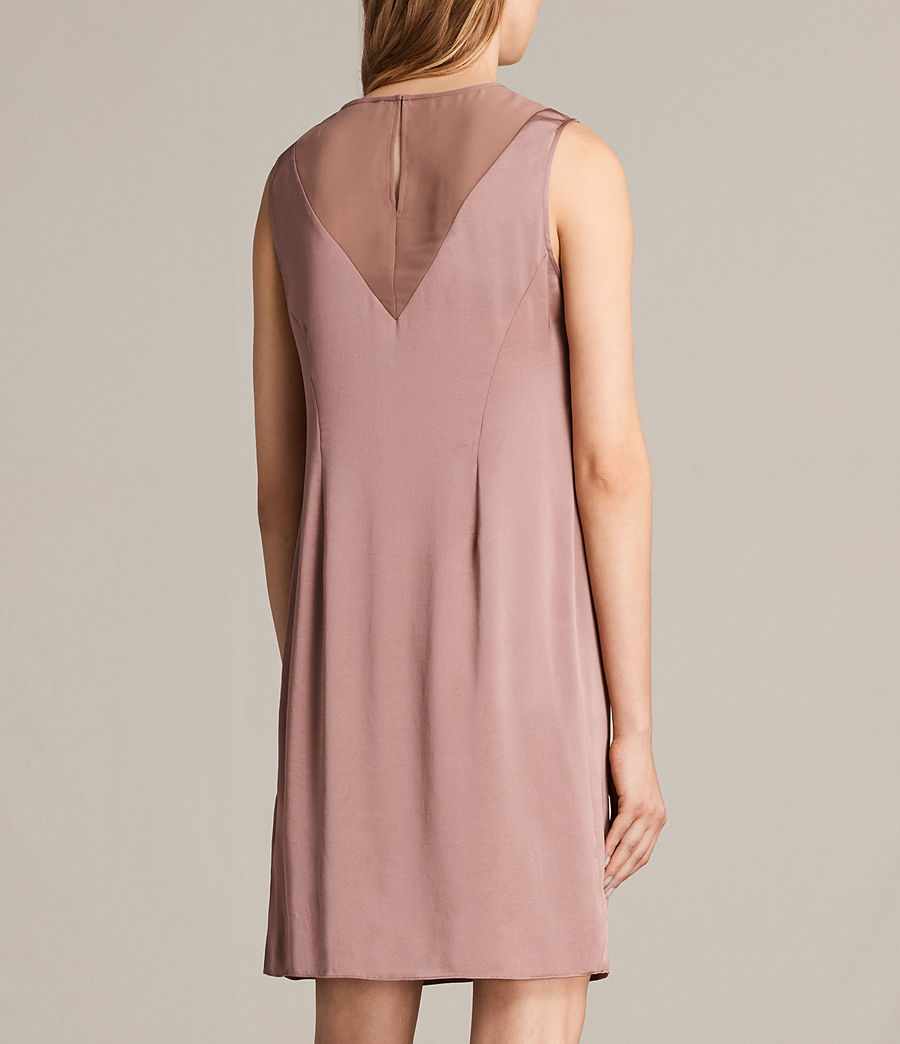 Womens Nuri Dress (mauve_pink) - Image 8