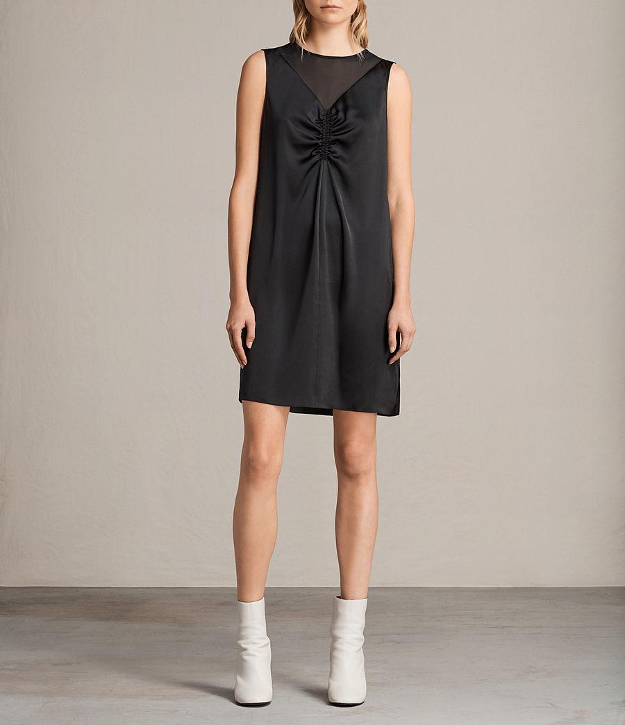 Damen Nuri Kleid (black) - Image 1