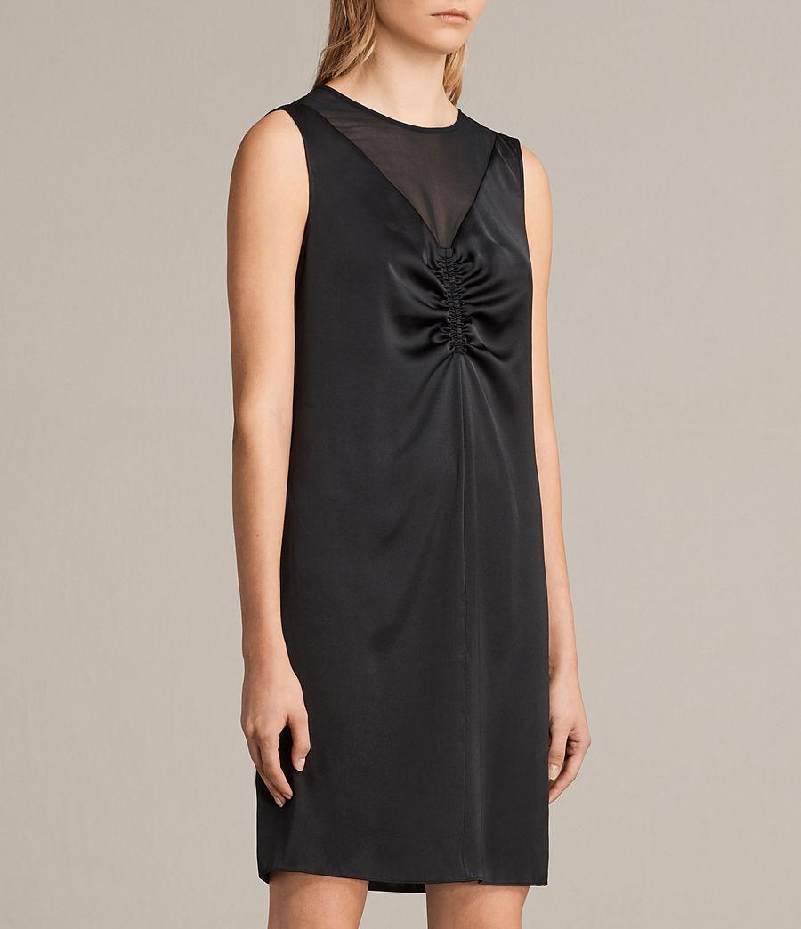 Damen Nuri Kleid (black) - Image 6