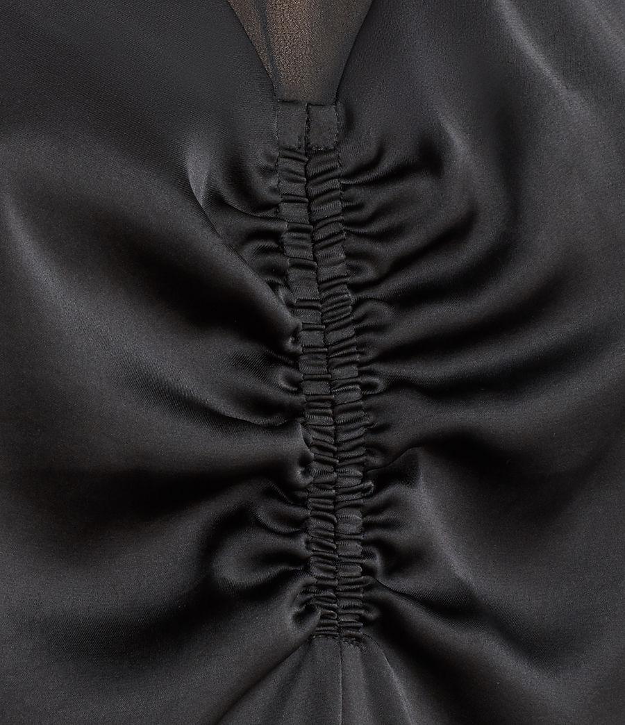 Women's Nuri Dress (black) - Image 7