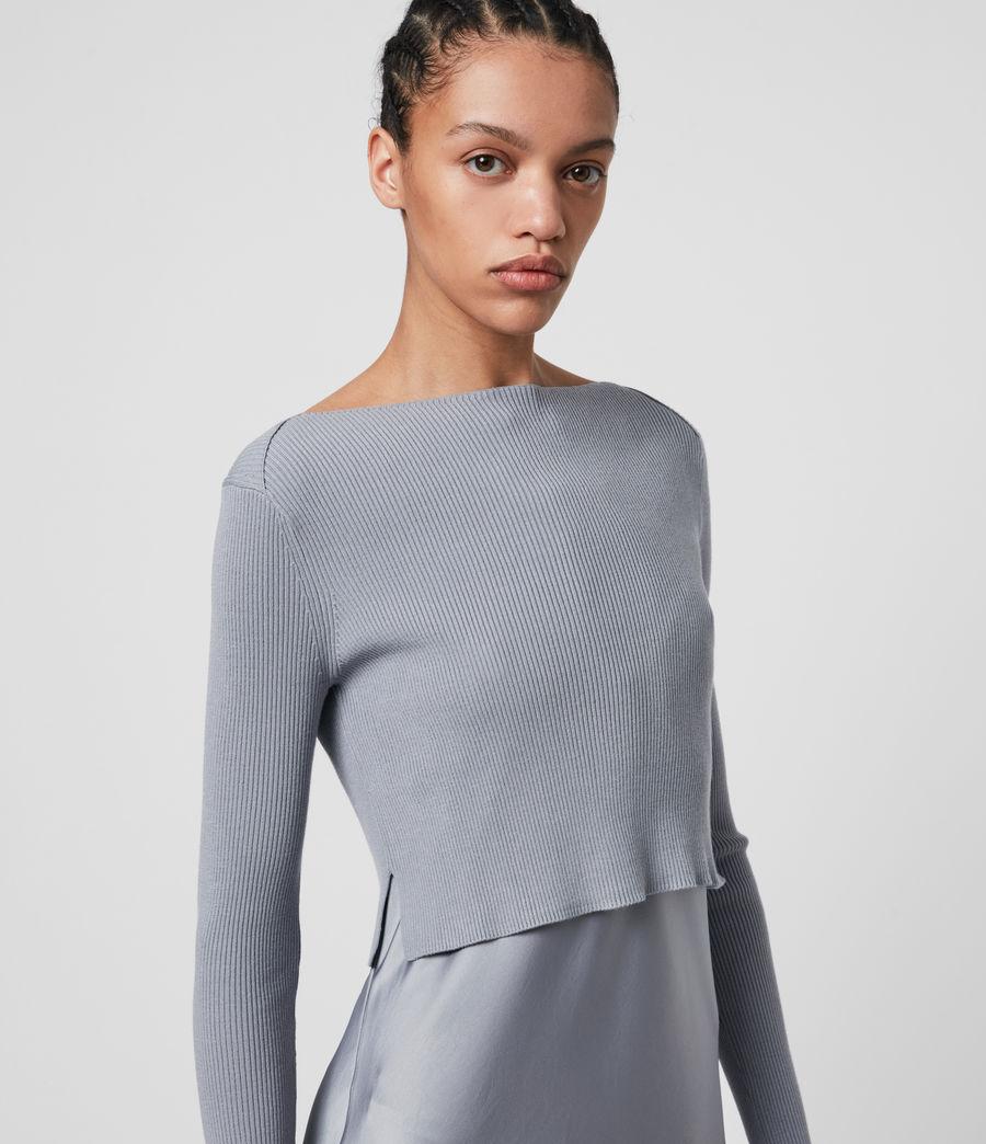 Womens Hera 2-in-1 Dress (steel_grey) - Image 5
