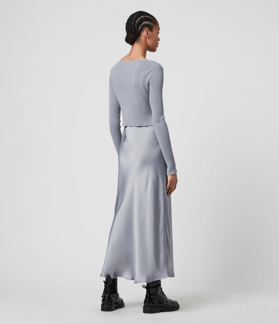 Womens Hera 2-in-1 Dress (steel_grey) - Image 6