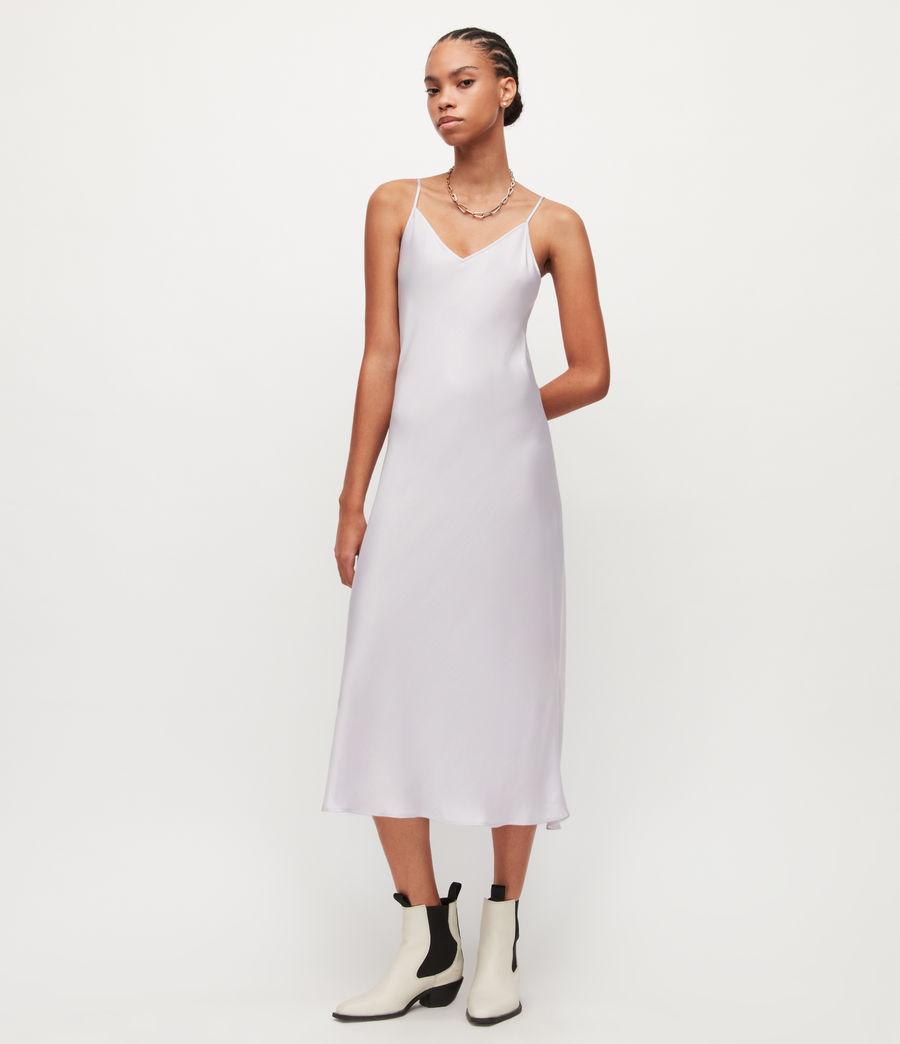 Women's Hera 2-In-1 Dress (misty_lilac) - Image 4