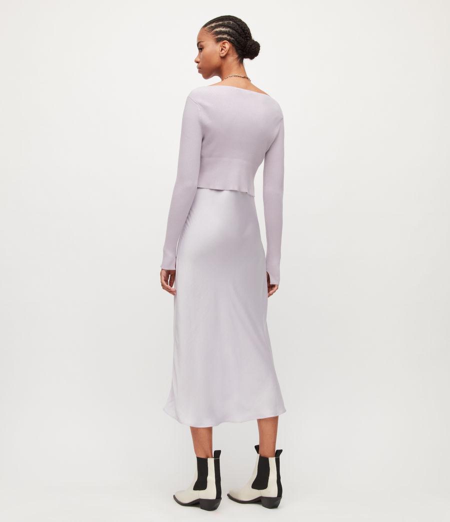 Women's Hera 2-In-1 Dress (misty_lilac) - Image 5