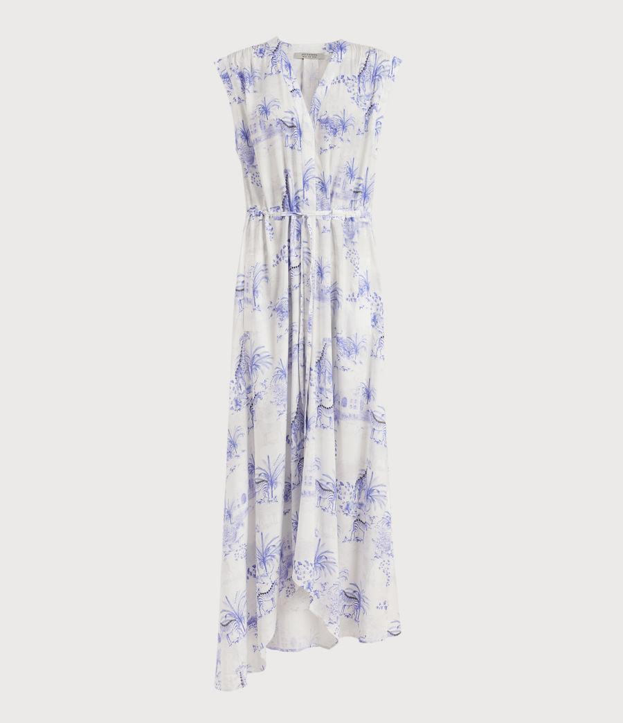 Damen Tate Tajpur Dress (surf_blue) - Image 1