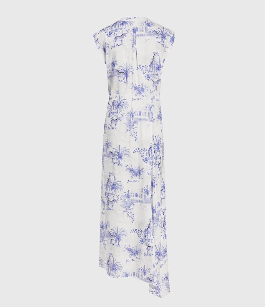 Damen Tate Tajpur Dress (surf_blue) - Image 2