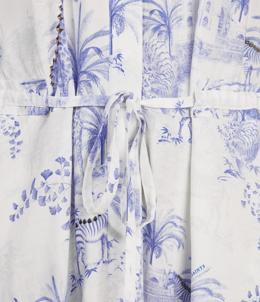 Damen Tate Tajpur Dress (surf_blue) - Image 4
