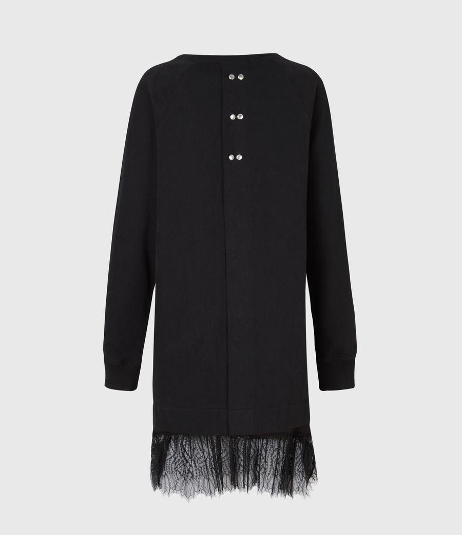 Women's Lee Lace Dress (black) - Image 3