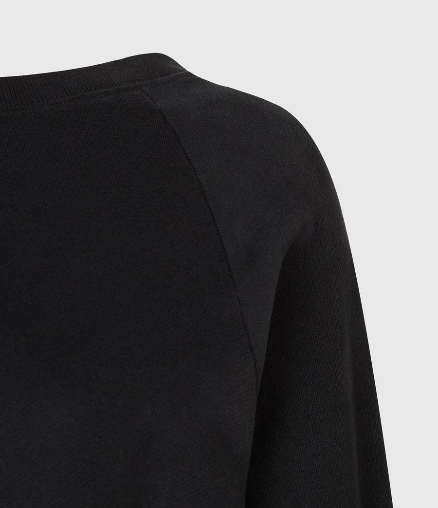 Women's Lee Lace Dress (black) - Image 4
