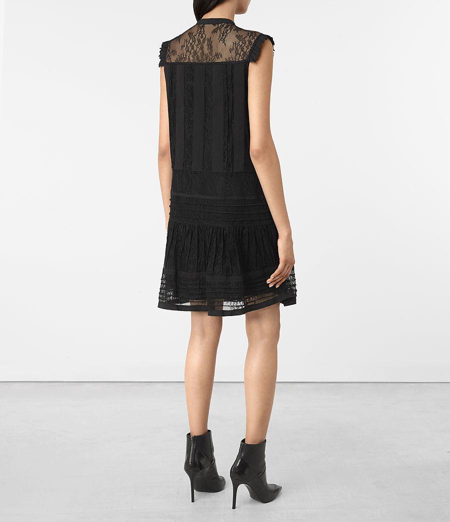 Women's Nia Jolene Dress (black) - Image 5