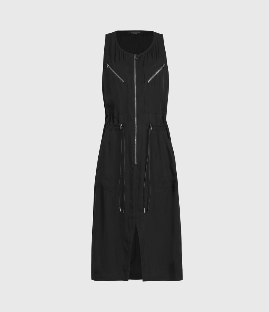 Women's Vola Dress (black) - Image 1