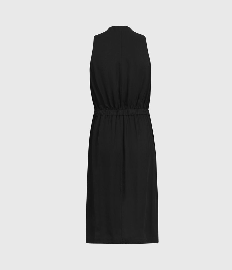 Women's Vola Dress (black) - Image 2
