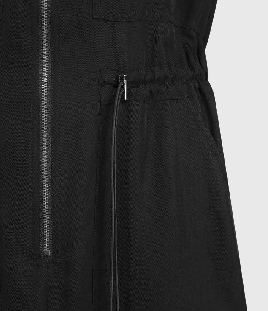 Women's Vola Dress (black) - Image 4