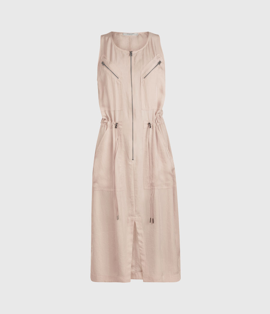 Womens Vola Dress (muted_pink) - Image 2