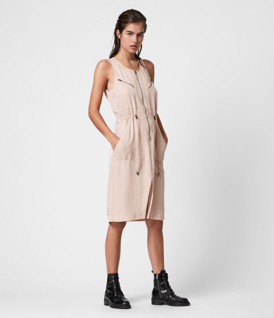 Womens Vola Dress (muted_pink) - Image 4