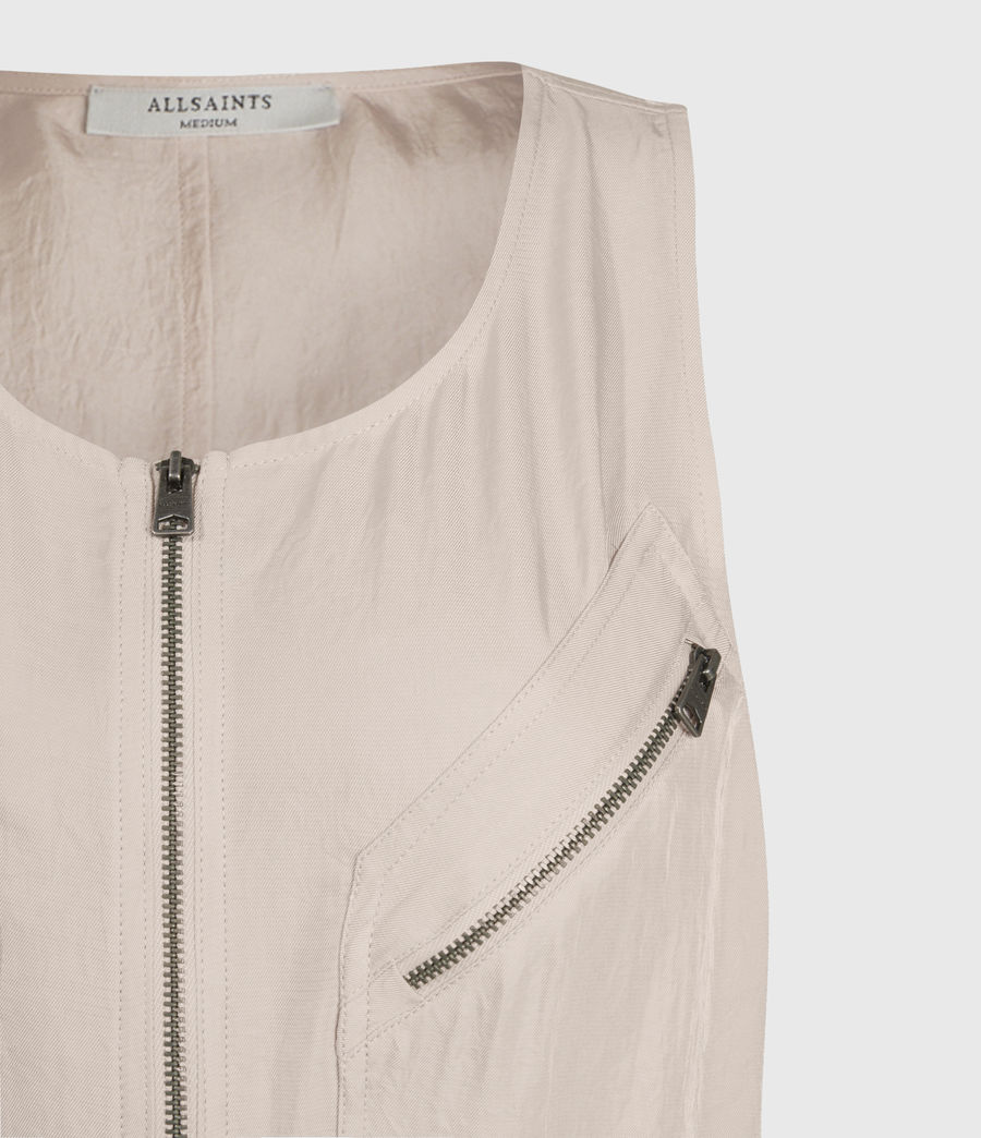 Womens Vola Dress (muted_pink) - Image 5