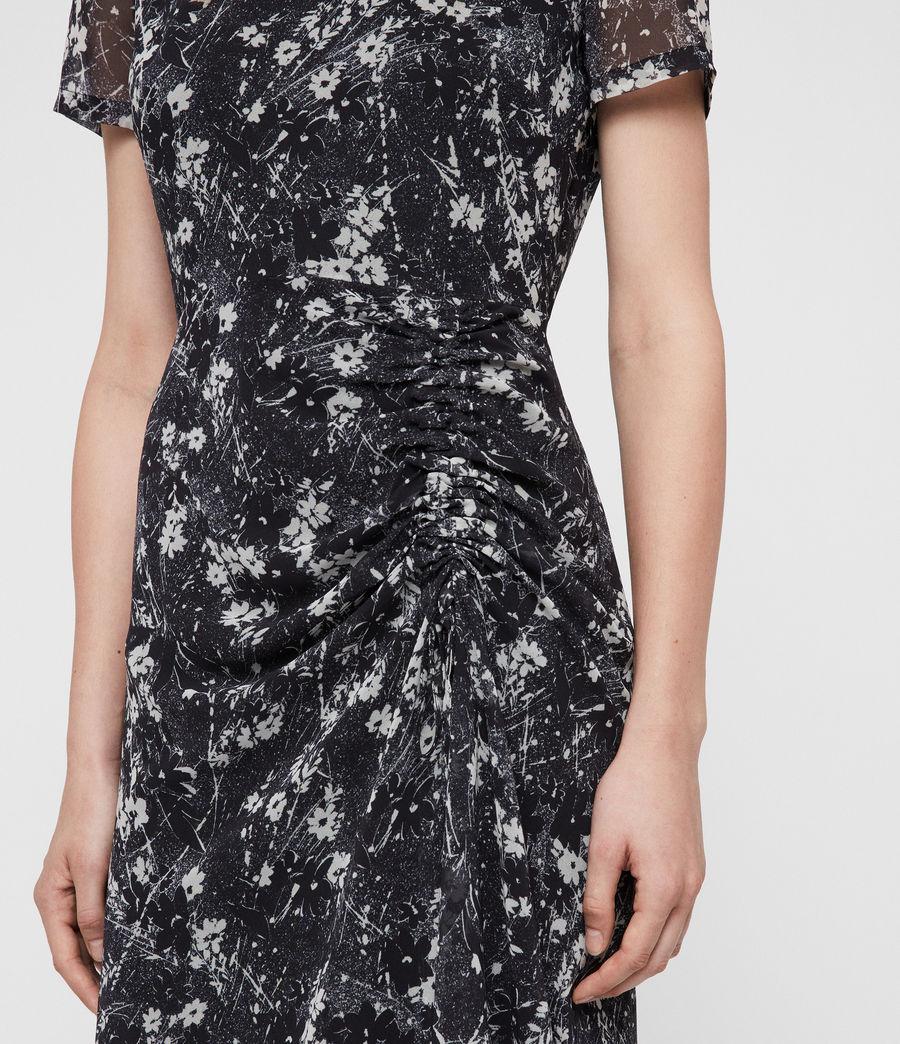 Women's Ariya Lisk Dress (black) - Image 2