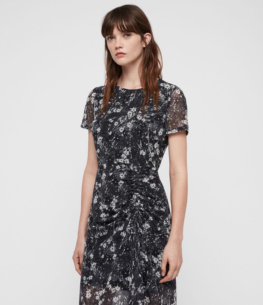Women's Ariya Lisk Dress (black) - Image 3