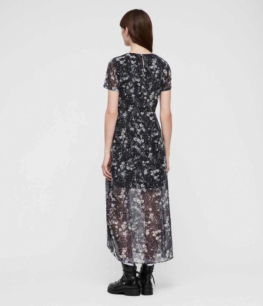 Women's Ariya Lisk Dress (black) - Image 5